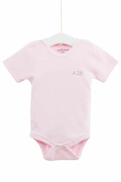 Pink Baby Snaps With Snaps AZZ001651