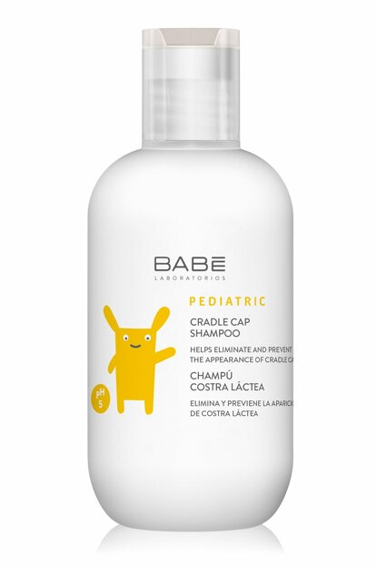 Host Preventing Shampoo for Baby and Child - Pediatric Cradle Cap Shampoo 200 ml 8437000945758