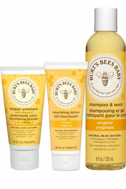 Baby Care Cream and Shampoo Set 792850727555