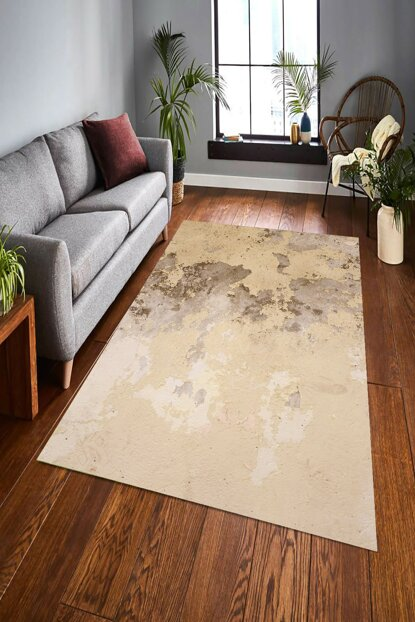 Tumbled Floor Patterned Digital Printed Carpet RSP001532