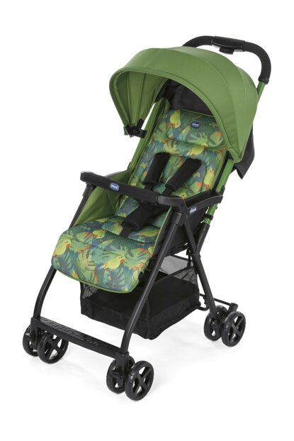Ohlala Ultra Light Baby Stroller / Tropical Forest 8058664091669