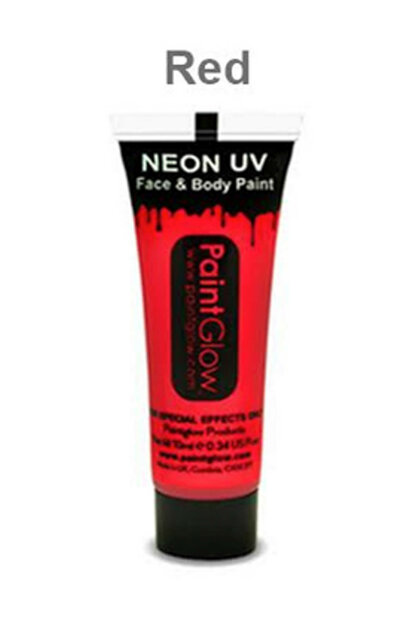 Halloween Red Body Painting PB-HLW-0112