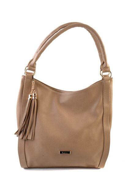 Women Dark Beige Shoulder Bag K36070544