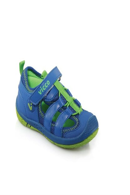 Saks Blue Unisex Children Sandals 211 332.Z.336B