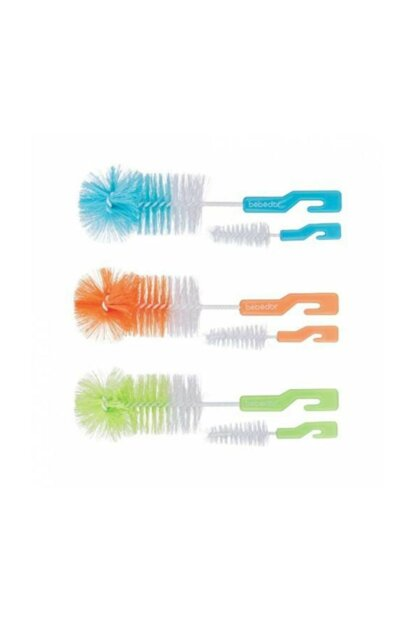 576 Feeding Bottle And Spout Brush Set S00181