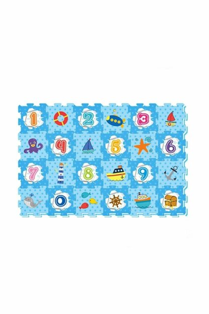 Play Mat Ocean 24 Pieces 22888