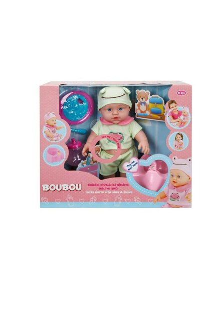 BouBou Baby and Toilet Training 30 cm. - Green S00000976-33026