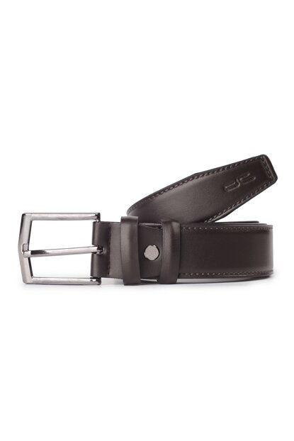 Men's Brown Classic Belt (230 K) BD00263