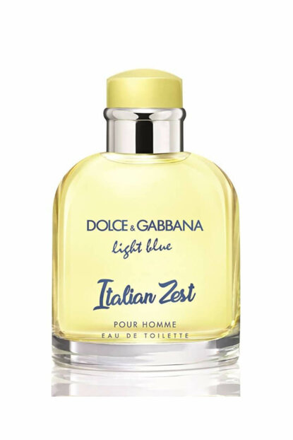 Light Blue Italian Zest Edt Perfume & Women's Fragrance 125 ml 3423473045854