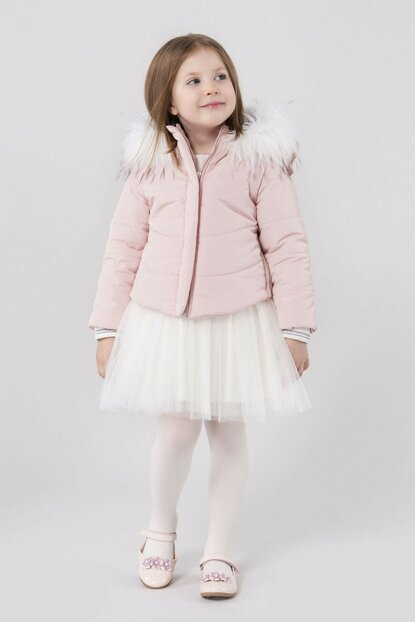 Little Girl Coat P-18571
