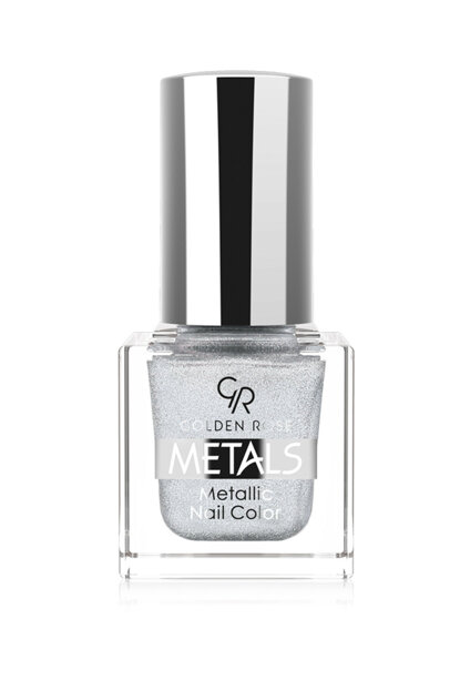 Metallic Nail Polish - Metals Metallic Nail Color No: 101 8691190779016 OMNC