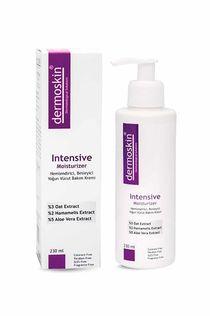Intensive Body Care Cream - Intensive Moisturizer 230ml