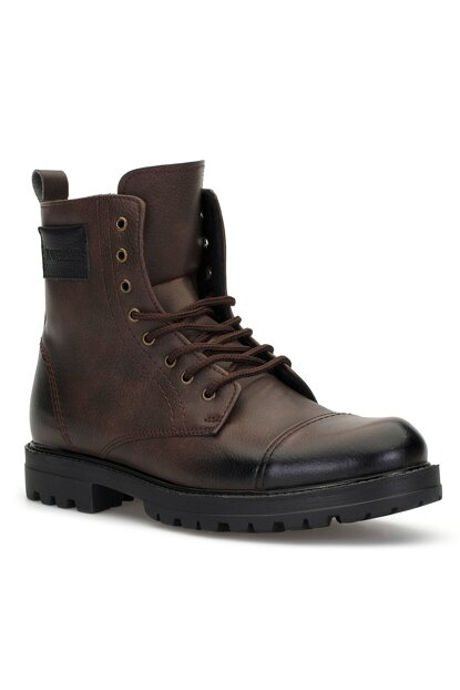 Brown Men's Boots DS.856