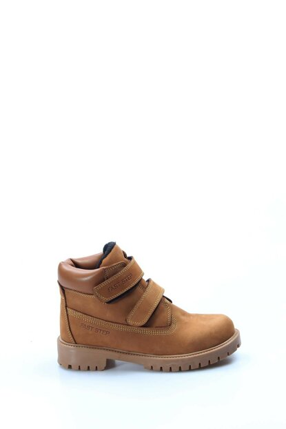Genuine Leather Taba Boys Boots & Bootie 1875711