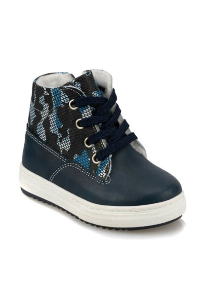 92.511729.B Navy Blue Children's Boots 000000000100422942