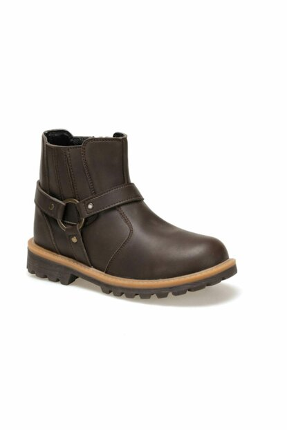 DUBOISI.19W Brown Boys' Boots 000000000100414594