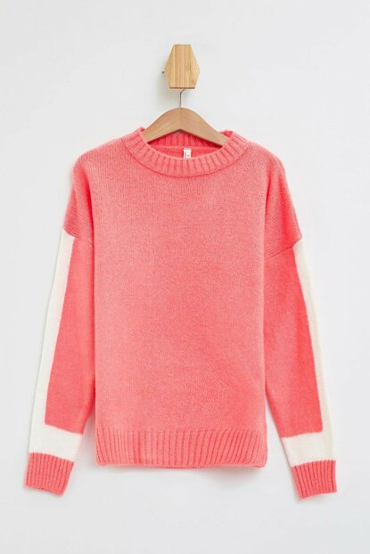 Handles Ribbon Detailed Sweater L3877A6.19AU.PN351