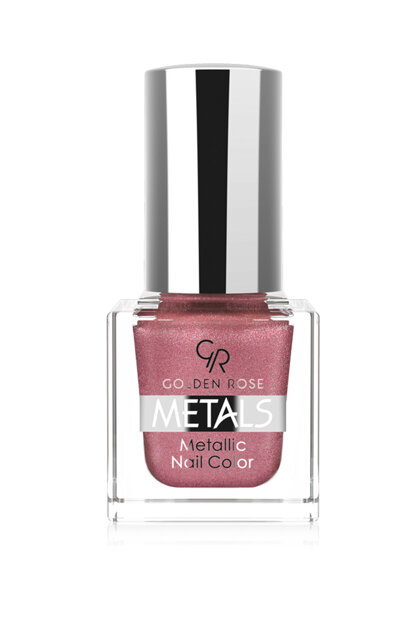 Metallic Nail Polish - Metals Metallic Nail Color No: 110 8691190779108 OMNC