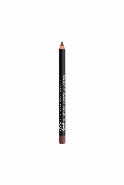 Lip Liner - Suede Matte Lip Liner Toulouse 800897156718 NYXPMUSMLL