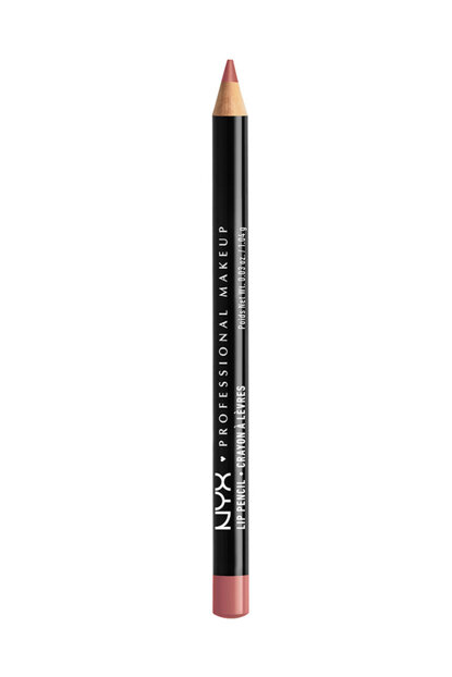 Lip Liner - Slim Lip Pencil Cabaret 800897108045 NYXPMUSPL