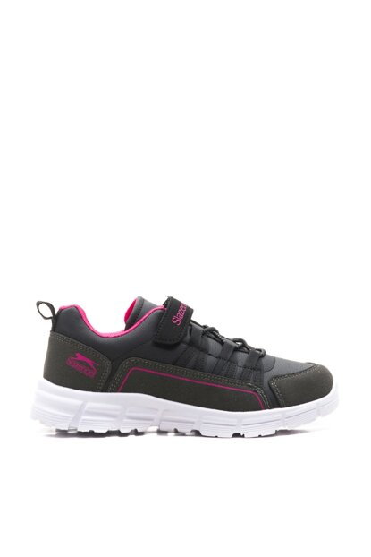 FRANKLIN Sport Kids Shoes Black / Fuchsia SA29LF012