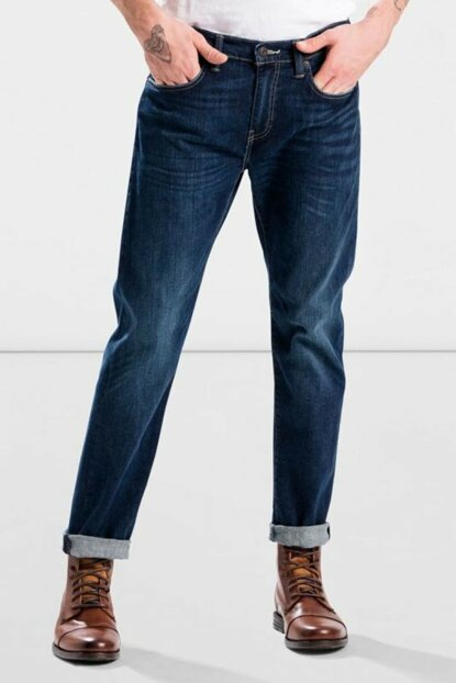 Levis Men's Jean Trousers 502 Regular Taper 29507-0234