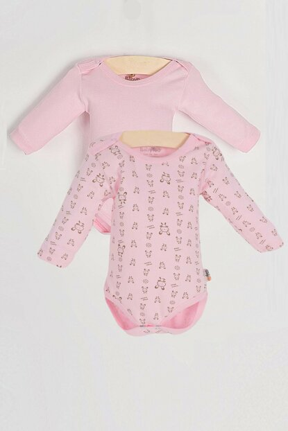 Y-London Baby Girl Badi 2-Piece Set 111 BBTOO-BDY111