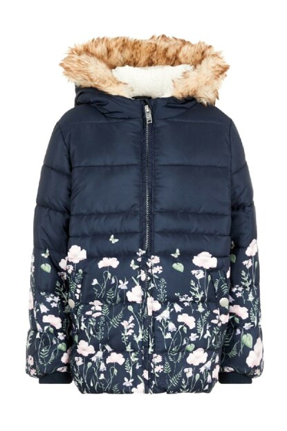 Navy Blue Girls' Coats 13167541