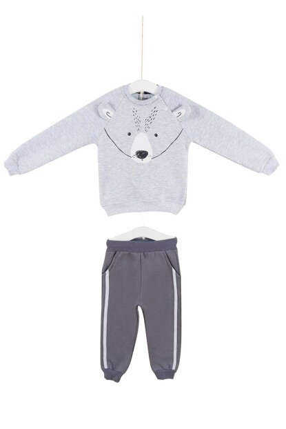 Saint Bebe Baby Boy Tracksuit Bottom Top Suit 6-24 Months 64361 AZZ064361