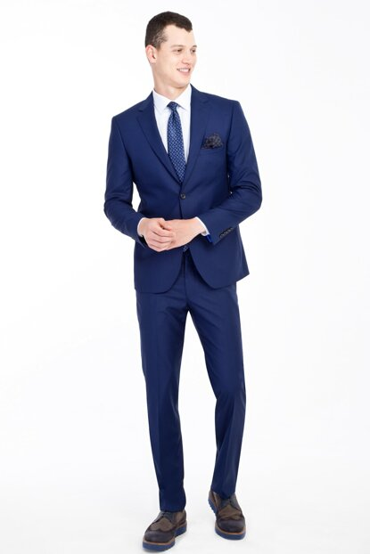 Slim Fit Suit 83376