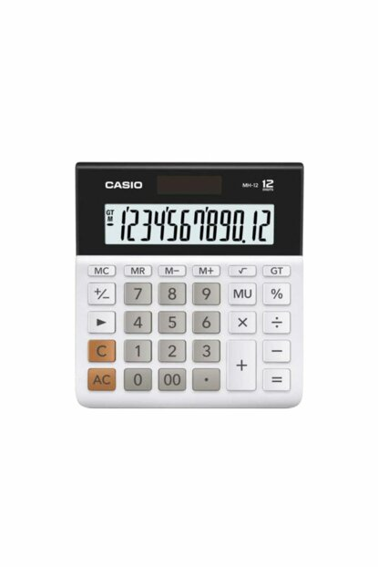 Mh-12We Table Type 12 Digits Calculator CASIO MH-12WE