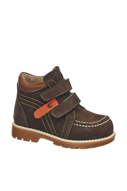 Unisex Brown Boots 1406921