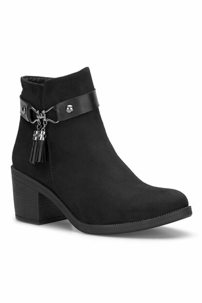 Black Women's Boots DS.3203