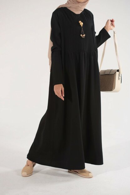 Women's Black Dress 2342