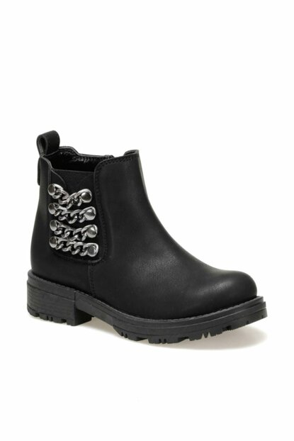 BUTI Black Girls' Boots 000000000100439338