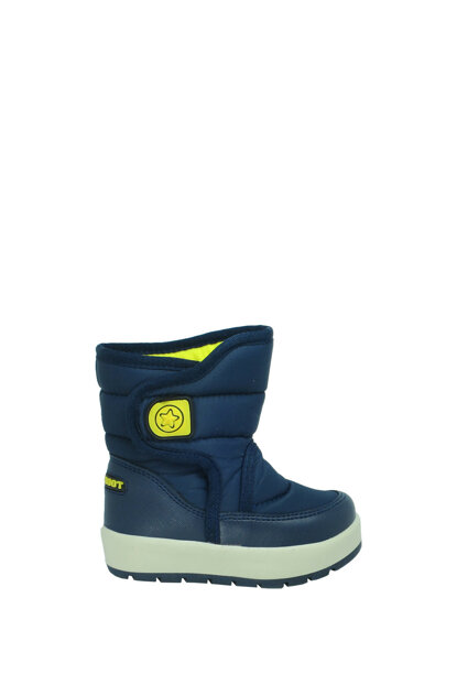 Used Navy Blue Kids Boots & Bootie - Dabby - EA27OB27294-400