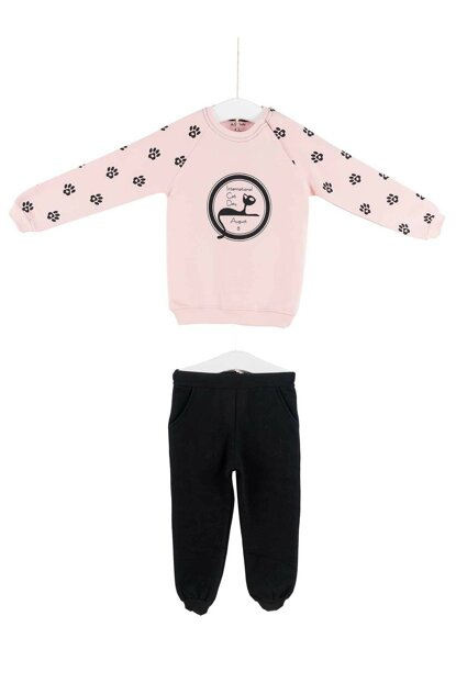 Saint Bebe Baby Girl Tracksuit Bottom Top Suit 6-24 Months 64372 AZZ064372