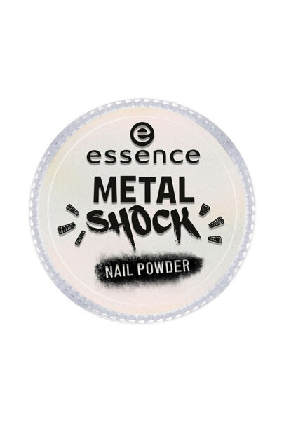 Nail Powder - Metal Shock Powder No: 03 4251232263091