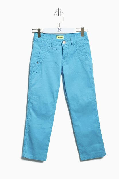 Turquoise Boys Trousers 3838NBN3207