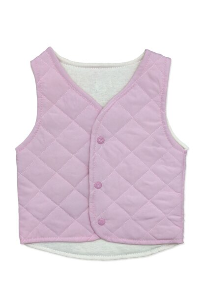Pink Diamond Sliced Baby Vest K2785 2785BM