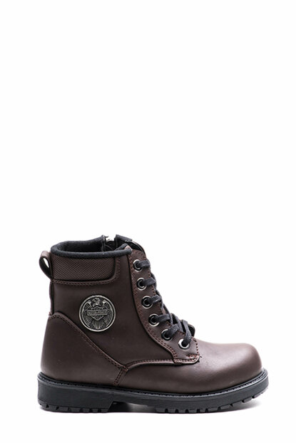 Brown Children Boots & Bootie - 27290-F - EA27OF27290-300