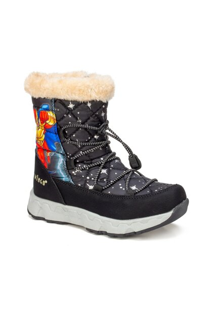 Black Unisex Children's Boots 1166933