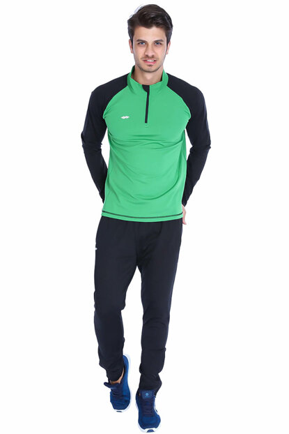 Men's Tracksuit Team - Model 14 (Training) - TK17KMP14-YSL