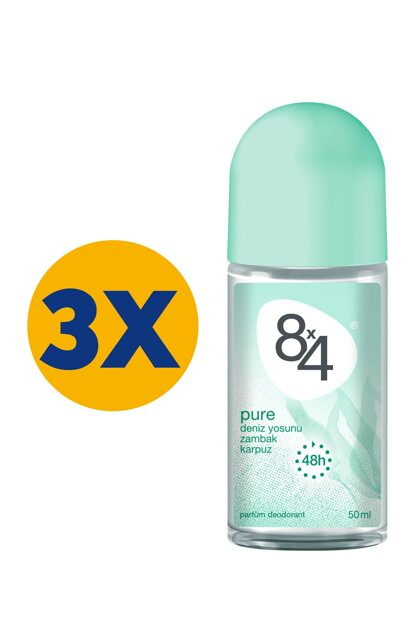 Pure Female Roll-On 50 ml x 3 Pcs SET.NVE.288
