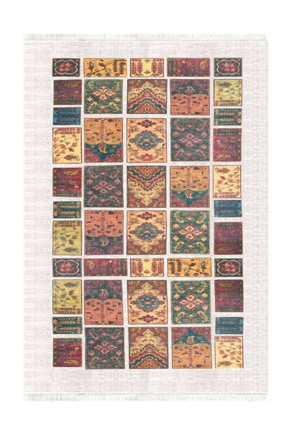 K438 Valeri Decorative Washable Carpet BLMRK43880300