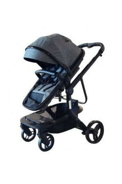 Lava Baby Modena Two Way Baby Carriage - Gray (Carry Case) SULVA00518BV11