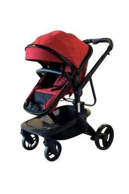 Lava Baby Modena Two Way Baby Carriage - Red (Carrycot Feature) SULVA00518BV01