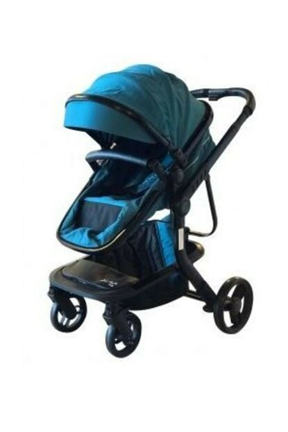 Lava Baby Modena Two Way Baby Carriage - Green (Carry Case) SULVA00518BV05