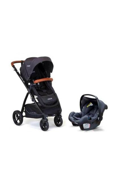 Casual Cadillac Air Trona Travel System Baby Arabas Anthracite IB31667