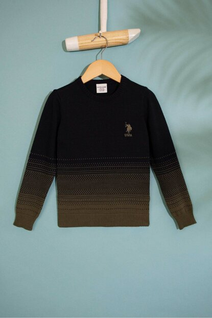 Green Boy Kenwas Knitwear Sweater G083SZ0TK.000.817641